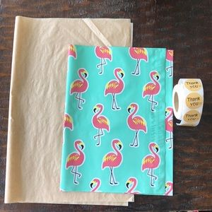 Other - (20)poly mailers,tissue paper &thank you s…